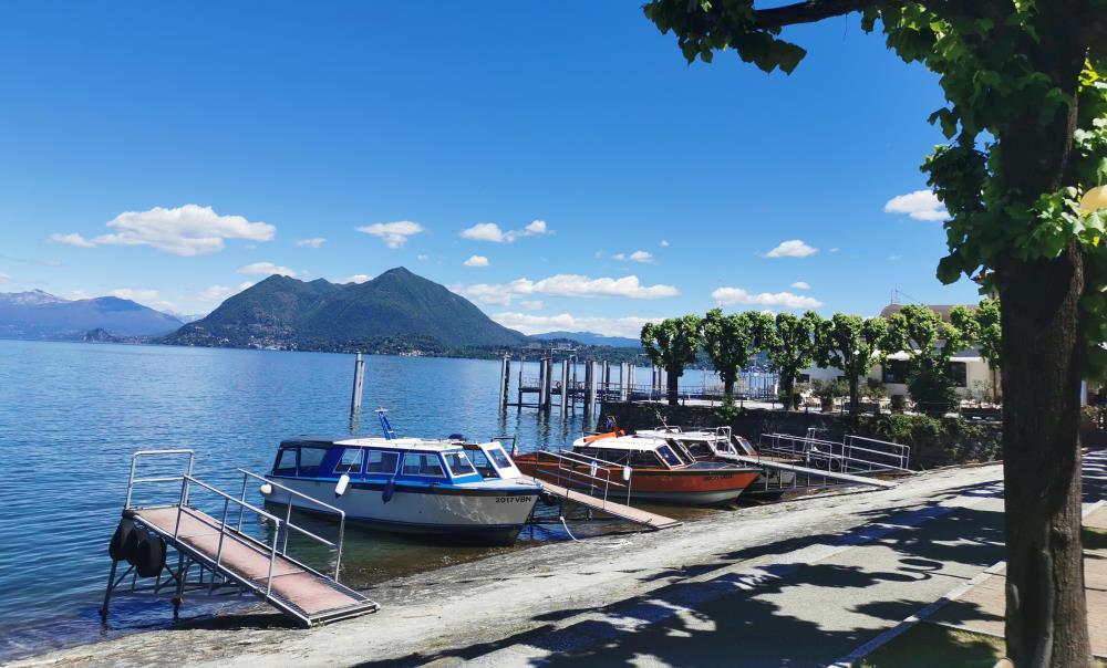 Lago Maggiore – Tor zu Italien