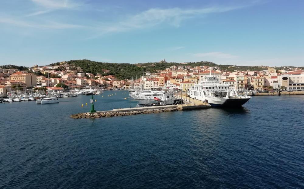 La Maddalena, die sympathische Hafenstadt