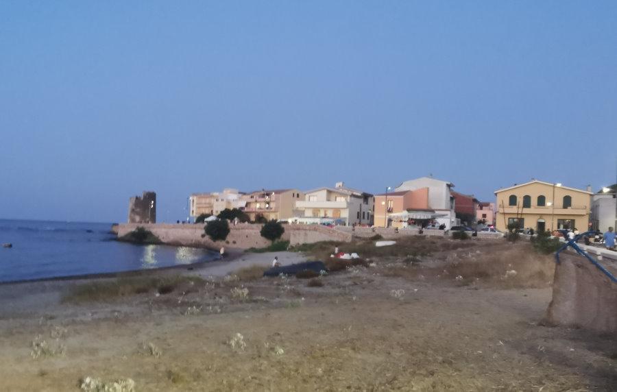 Ferienorte südöstlich von Olbia
