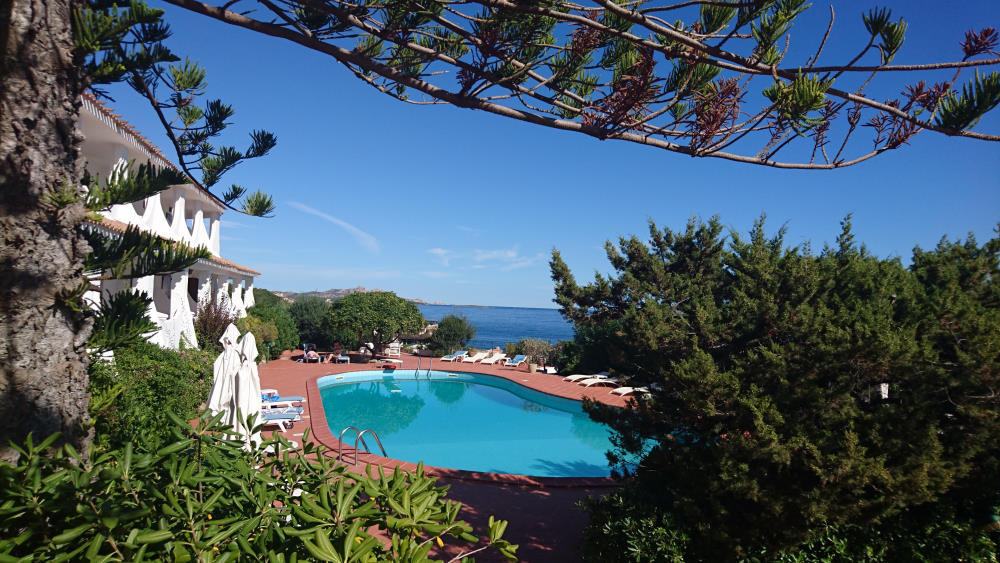 Hotel Punta Est ****, Baja Sardinia
